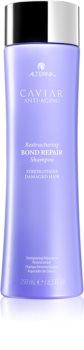 Alterna Caviar Anti-Aging Restructuring Bond Repair erneuerndes Shampoo für geschwächtes Haar