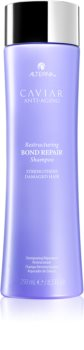 Alterna Caviar Anti-Aging Restructuring Bond Repair obnovujúci šampón na slabé vlasy
