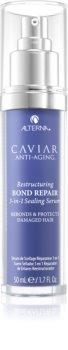 Alterna Caviar Anti-Aging Restructuring Bond Repair erősítő hajszérum a sérült, töredezett hajra