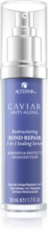 Alterna Caviar Anti-Aging Restructuring Bond Repair ser pentru regenerarea parului pentru parul deteriorat si fragil