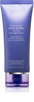 Alterna Caviar Anti-Aging Restructuring Bond Repair regenerierendes Nachtserum für beschädigtes Haar