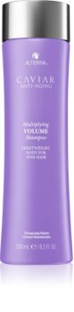 Alterna Caviar Anti-Aging Multiplying Volume shampoing  pour donner du volume
