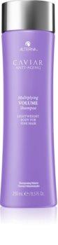 Alterna Caviar Anti-Aging Multiplying Volume vlasový šampon pro zvětšení objemu