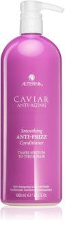 Alterna Caviar Anti-Aging Smoothing Anti-Frizz feuchtigkeitsspendender Conditioner für unnachgiebige und strapaziertes Haar