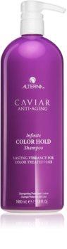 Alterna Caviar Anti-Aging Infinite Color Hold Suojaava Hiustenpesuaine Värjätyille Hiuksille