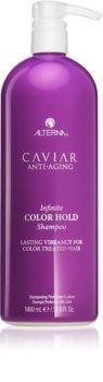 Alterna Caviar Anti-Aging Infinite Color Hold szampon ochronny do włosów farbowanych