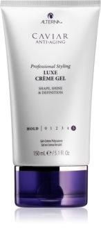 Alterna Caviar Anti-Aging crema para dar definición al peinado para dar definición y mantener la forma