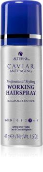 Alterna Caviar Anti-Aging spray sin aclarado para dar fijación y forma