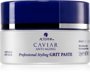 Alterna Caviar Anti-Aging cera para dar definición al peinado para de brillo y fijación natural al cabello