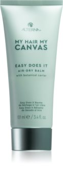 Alterna My Hair My Canvas Easy Does It Smoothing Balm For Unruly And Frizzy Hair
