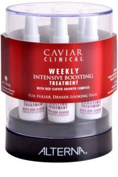 Alterna Caviar Style Clinical tratamiento semanal intenso  redensificante para cabello fino