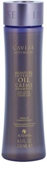 Alterna Caviar Style Moisture Intense Oil Creme champô para cabelo muito seco para cabelos muito secos