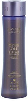 Alterna Caviar Style Moisture Intense Oil Creme champú para cabello muy seco