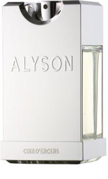 Alyson Oldoini Cuir d'Encens eau de parfum uraknak