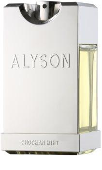 Alyson Oldoini Chocman Mint eau de parfum uraknak
