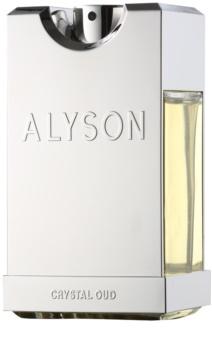 Alyson Oldoini Crystal Oud eau de parfum para hombre