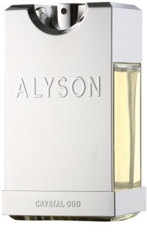 Alyson Oldoini Crystal Oud eau de parfum para homens