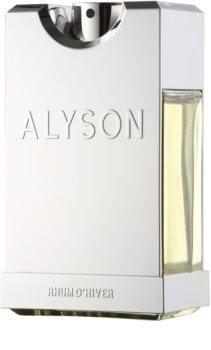 Alyson Oldoini Rhum d'Hiver eau de parfum pour homme