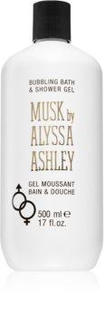 Alyssa Ashley Musk Duschgel Unisex
