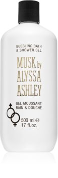 Alyssa Ashley Musk gel doccia unisex