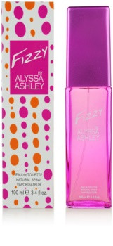 Alyssa Ashley Ashley Fizzy eau de toilette pour femme