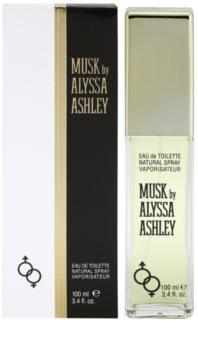 Alyssa Ashley Musk eau de toilette mixte
