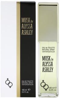 Alyssa Ashley Musk eau de toilette unissexo