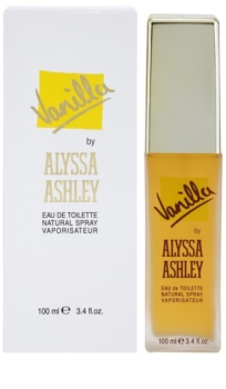 Alyssa Ashley Vanilla eau de toilette para mujer