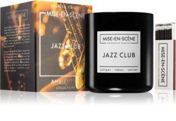 Ambientair Mise-en-Scéne Jazz Club illatos gyertya