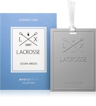 Ambientair Lacrosse Ocean ambientador para guarda-roupa