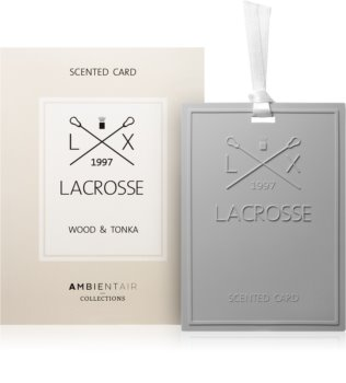 Ambientair Lacrosse Wood & Tonka Textilduft