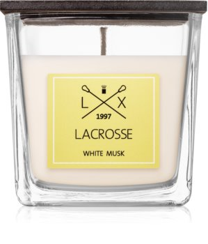Ambientair Lacrosse White Musk candela profumata