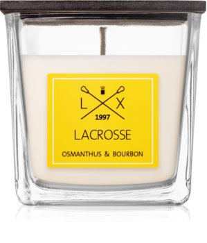 Ambientair Lacrosse Osmanthus & Bourbon lumânare parfumată