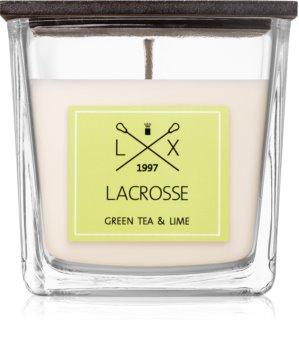 Ambientair Lacrosse Green Tea & Lime candela profumata