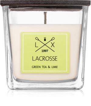 Ambientair Lacrosse Green Tea & Lime illatos gyertya