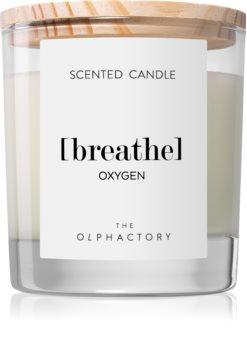 Ambientair Olphactory Oxygen illatos gyertya  (Breathe)