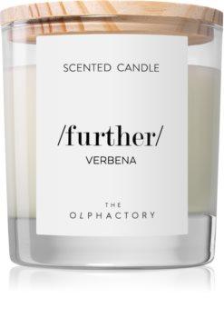 Ambientair Verbena świeczka zapachowa  (Further)