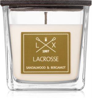 Ambientair Lacrosse Sandalwood & Bergamot illatos gyertya