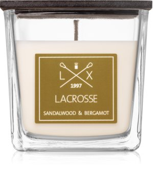 Ambientair Lacrosse Sandalwood & Bergamot scented candle