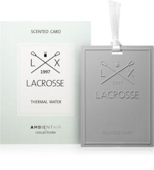 Ambientair Lacrosse Thermal Water ambientador para guarda-roupa