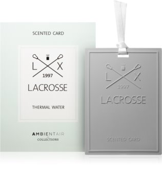 Ambientair Lacrosse Thermal Water vůně do prádla