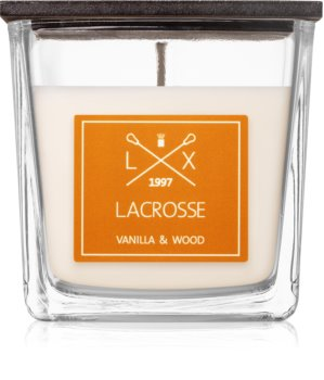 Ambientair Lacrosse Vanilla & Wood lumânare parfumată