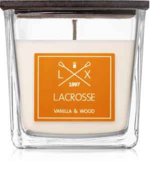 Ambientair Lacrosse Vanilla & Wood vonná sviečka