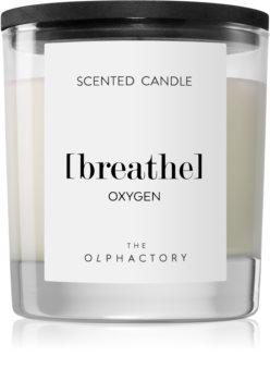 Ambientair Olphactory Black Design Oxygen vonná sviečka (Breathe)
