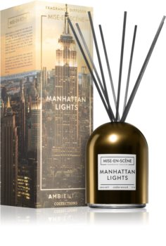 Ambientair Mise-en-Scéne Manhattan Lights Aromihajotin Täyteaineella