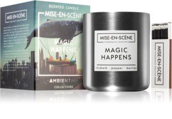 Ambientair Mise-en-Scéne Magic Happens scented candle