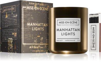 Ambientair Mise-en-Scéne Manhattan Lights Duftkerze