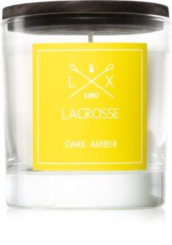 Ambientair Lacrosse Dark Amber illatos gyertya