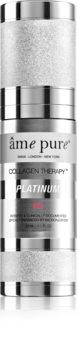 âme pure Collagen Therapy™ Platinum разглаживающий гель для устранения недостатков кожи