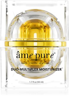 âme pure Duo-Multiplex Moisturizer™ crème riche hydratante  anti-âge